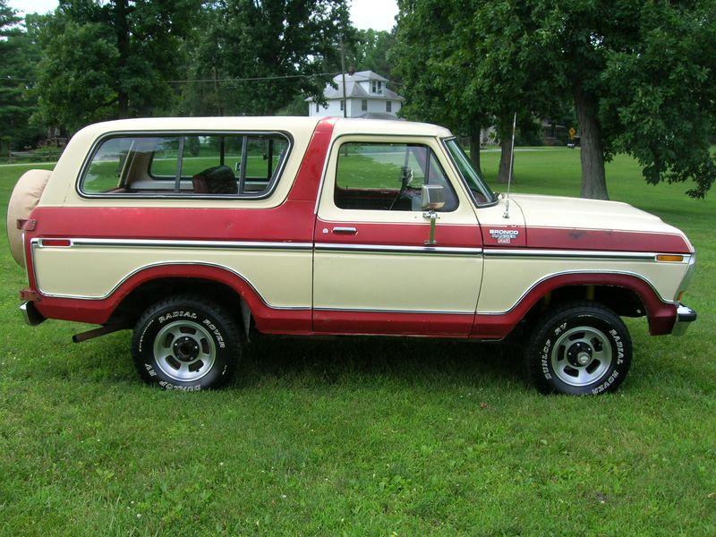 Ford 79 4x4 For Salebin Texas   Autos Post